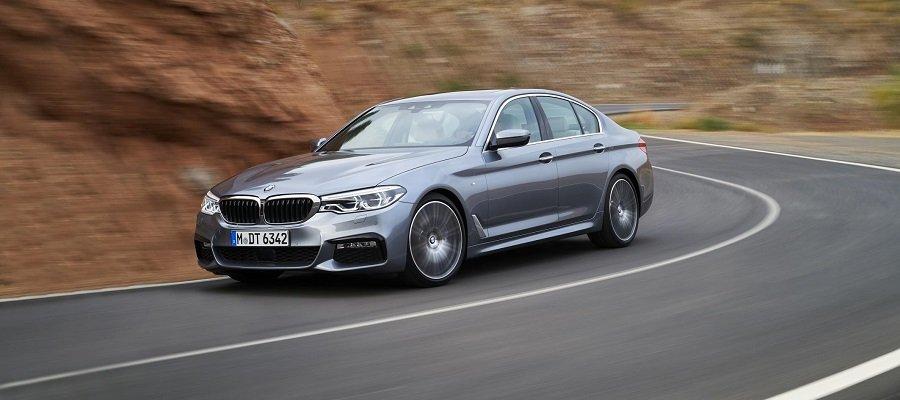 BMW presenta el nuevo Serie 5 berlina