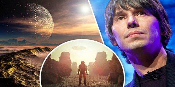 La teoría del físico Brian Cox para explicar por qué no contactamos con extraterrestres