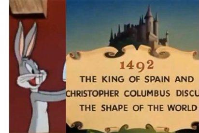 La 'madriguera' de TV3 borra la palabra España en los dibujos de Bugs Bunny