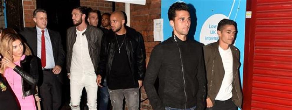 Calleri y Lanzini, involucrados en un verdadero escándalo con West Ham