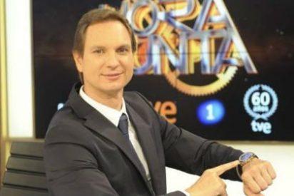 ¿Las broncas entre Javier Cárdenas y su equipo de 'Hora Punta' son tan graves como para poner en peligro el programa de TVE?
