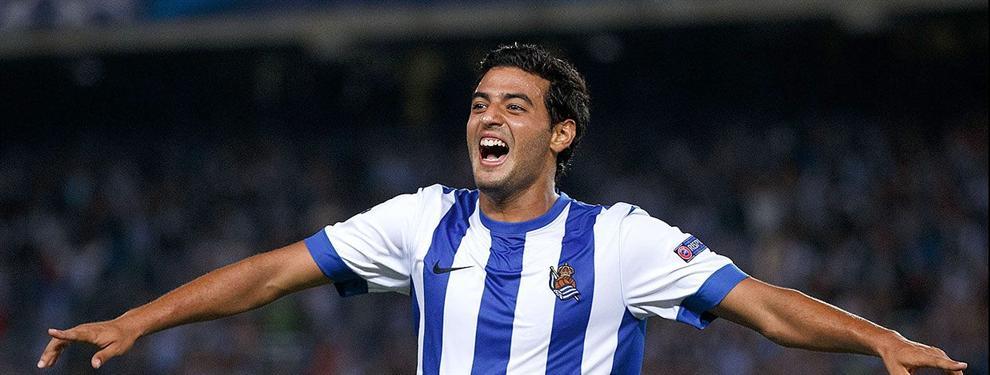 Carlos Vela hace historia con la Real Sociedad