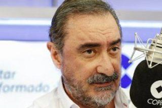 """Carlos Herrera: """"Ahora están como locos en el PSOE buscando cómo disfrazar una abstención"""""""