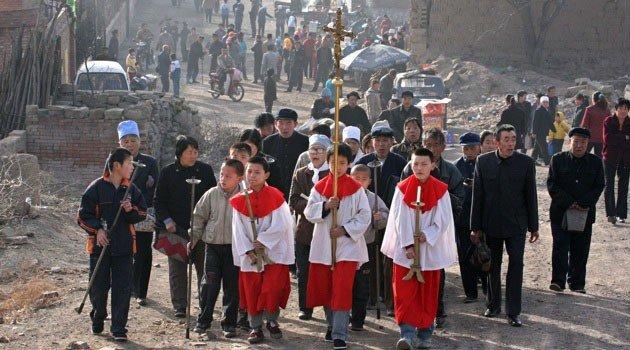 China reafirma su deseo de mejorar sus relaciones con la Santa Sede