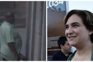 La Barcelona de Colau: una indigente hace una felación a plena luz del día
