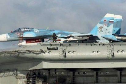 La tensión internacional que provocaron tres barcos rusos que quisieron atracar en España