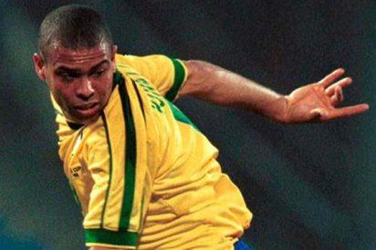 Chícharo rinde homenaje a Ronaldo