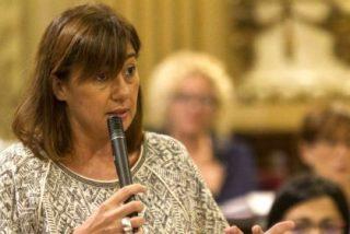 """La separatista Armengol se empecina en ir a terceras elecciones: """"Coser no es imponer"""""""