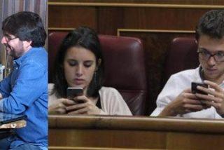¿Lo tenían preparado? Mientras Sánchez hablaba con Évole, los podemitas llenan la Red de tuits confirmando su teoría de la conspiración