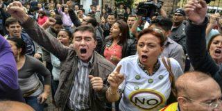 Colombia aprieta su gatillo: impactante 'NO' al acuerdo de paz entre el Gobierno y las FARC