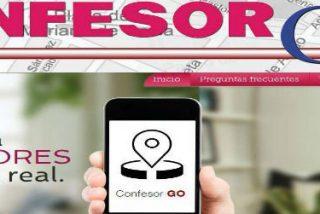 Un cura lanza 'Confesor Go', la app para buscar confesores en tiempo real