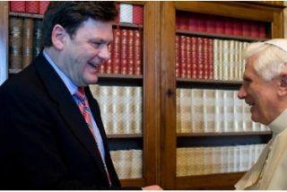 """La edición castellana del """"testamento"""" de Benedicto XVI ya está en librerías"""
