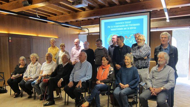 Coordinadora para la recuperación del patrimonio inmatriculado