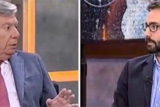 Corcuera vuelve a hacerle un traje a Alberto Sotillos, del que no quiere ni medio consejo para el PSOE