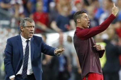 Cristiano Ronaldo sí que hizo de entrenador en la final de la Champions