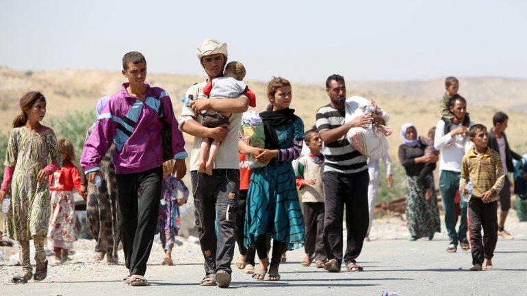 Cristianos de Irak, víctimas de la violencia