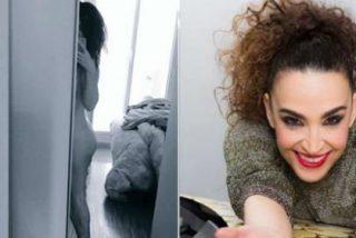 La guapísima Cristina Rodríguez ('Cámbiame') se desnuda completamente en Twitter