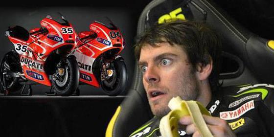 Cal Crutchlow vence en el Gran Premio de Australia tras el error y la caída de Marc Márquez