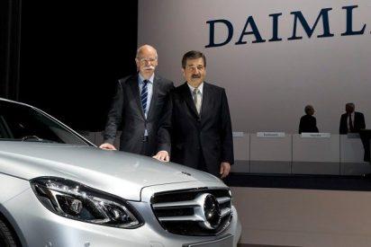 Daimler AG bate récords con 4.037 millones de beneficio