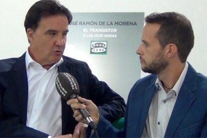"""José Ramón de la Morena: """"Los tiempos con José María García no fueron ejemplares"""""""