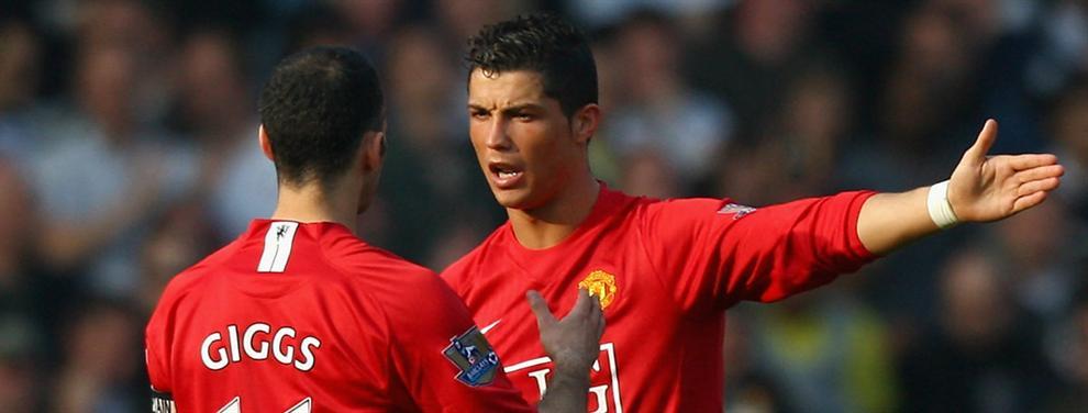 Desvelan el infierno que pasó Cristiano Ronaldo en el Manchester United