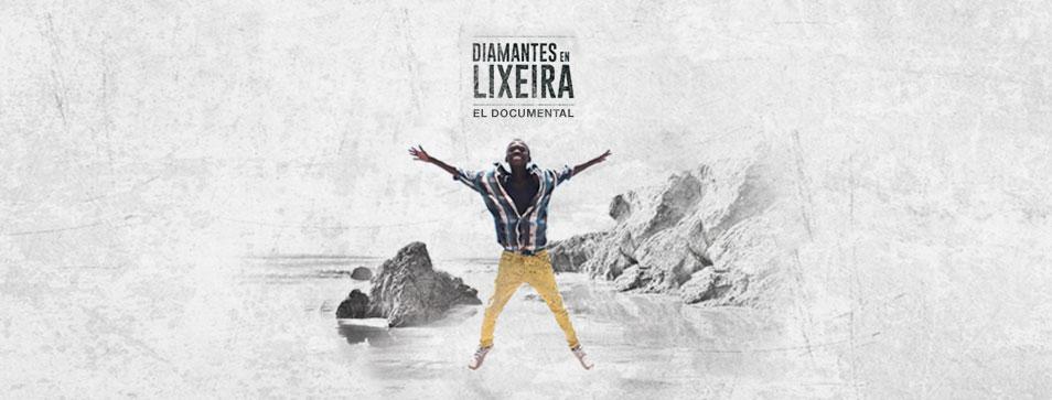 """Diamantes en Lixeira: """"De la pobreza, con educación, se sale"""""""