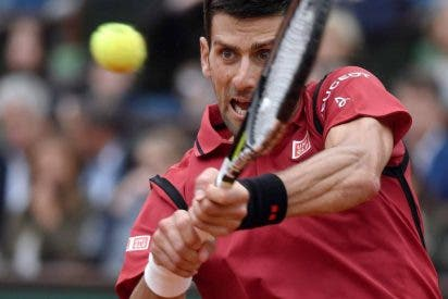 Novak Djokovic retorna a la acción con una sólida victoria sobre el italianoFognini
