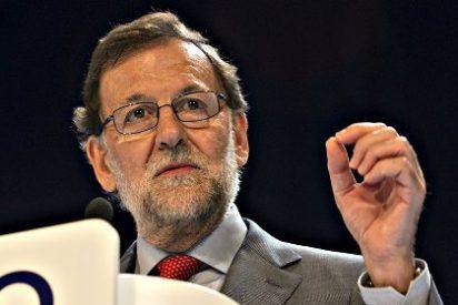 """Mariano Rajoy: """"Todos chitón y no nos metamos en casa ajena, esa no es nuestra guerra"""""""