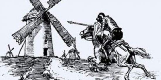 Un investigador destapa la verdad de El Quijote: un caballero atacó un molino de viento en 1594