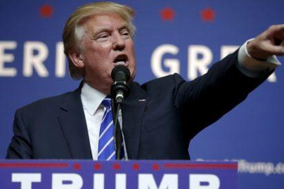 """Trump carga contra su propio partido: """"Algunos republicanos se han vuelto locos"""""""
