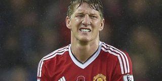¿Dónde está Bastian Schweinsteiger en la foto del United?