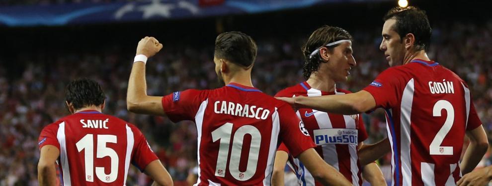 El Atlético tiene un plan para blindar a una de sus estrellas