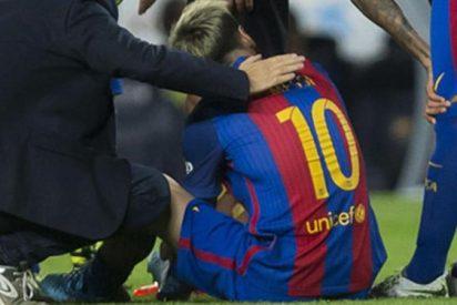 El Barça se pone en pie de guerra por la brutal rajada contra Messi