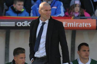 El canterano del Real Madrid que no se retiró del fútbol gracias a Zidane