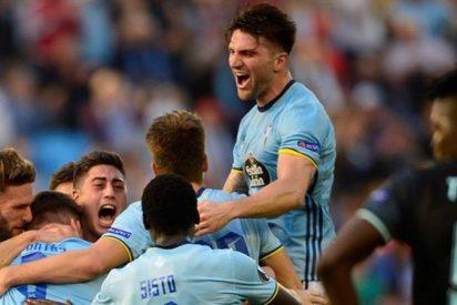 El chileno Fabián Orellana salva los muebles del Celta: las claves del partido
