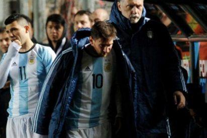 El crack argentino que no quiere problemas con Leo Messi