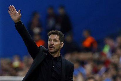 El crack del Atlético que le pide explicaciones a Simeone