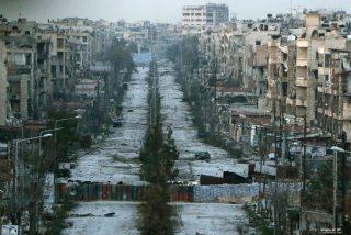 """La Custodia de Tierra Santa reclama """"zonas seguras"""" en Alepo y otros puntos de Siria"""