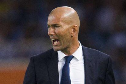 El enésimo toque de atención de Zidane a su plantilla