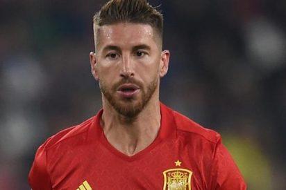 El enfado monumental de Italia con Sergio Ramos