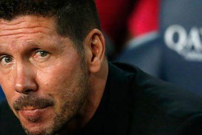 El ex futbolista del Atlético de Madrid que 'raja' del Cholo Simeone
