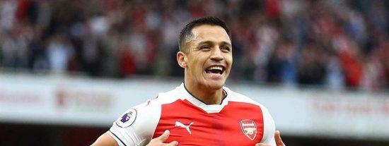 El futuro de Alexis Sánchez podría estar en la Bundesliga