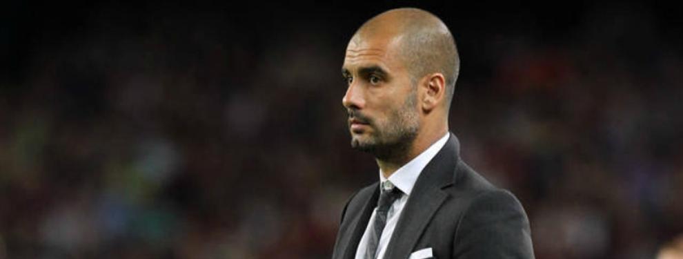 El futuro de Pep Guardiola podría estar en el fútbol italiano
