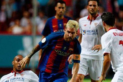El jugador del Sevilla en el punto de mira del Barça (y no es Mariano)