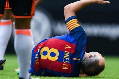 El jugador que da un paso al frente tras la lesión de Iniesta