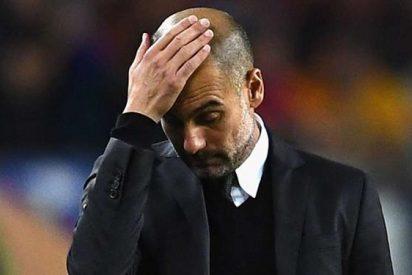 El palo (a escondidas) de Guardiola al Barça y a Luis Enrique
