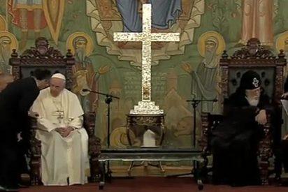 Revés público a la unidad: los ortodoxos georgianos no enviaron representación a la misa del Papa