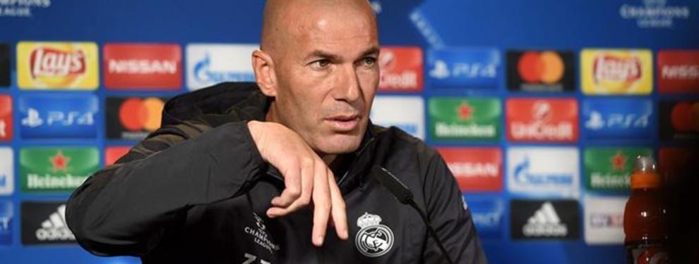 El Real Madrid le enseña la puerta de salida a uno de sus cracks
