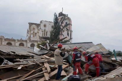 """El Papa envía 100.000 euros a las víctimas del huracán """"Matthew"""""""