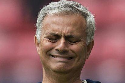 El United de Mourinho firma uno de sus peores arranques históricos